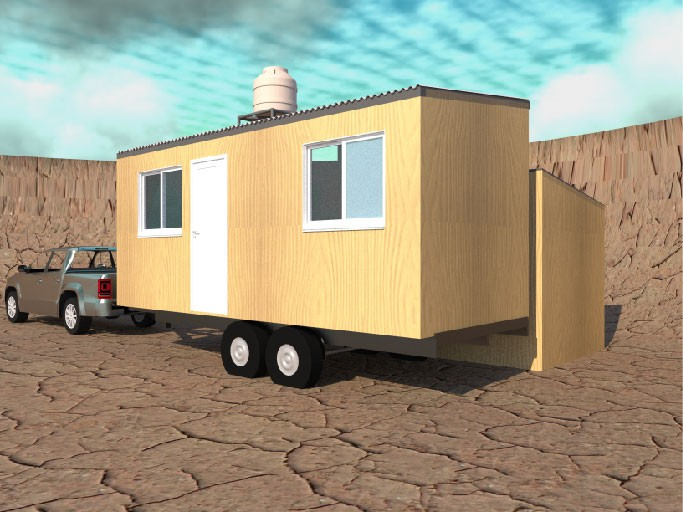 Casa transportable nueva - Casas transportables ...